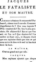 61 Jacques le Fataliste Denis Diderot