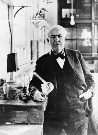 7 Thomas Edison