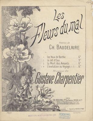 58 Les fleurs du mal Charles Baudelaire