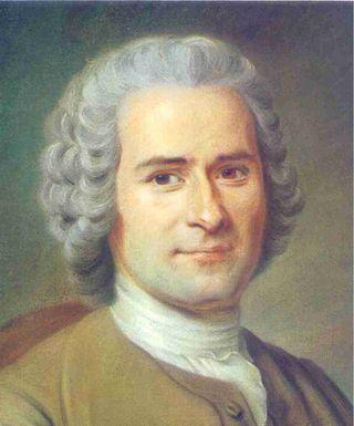8 Jean-Jacques Rousseau