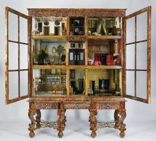 90bis maison de poupée Miniaturiste Jessie Burton
