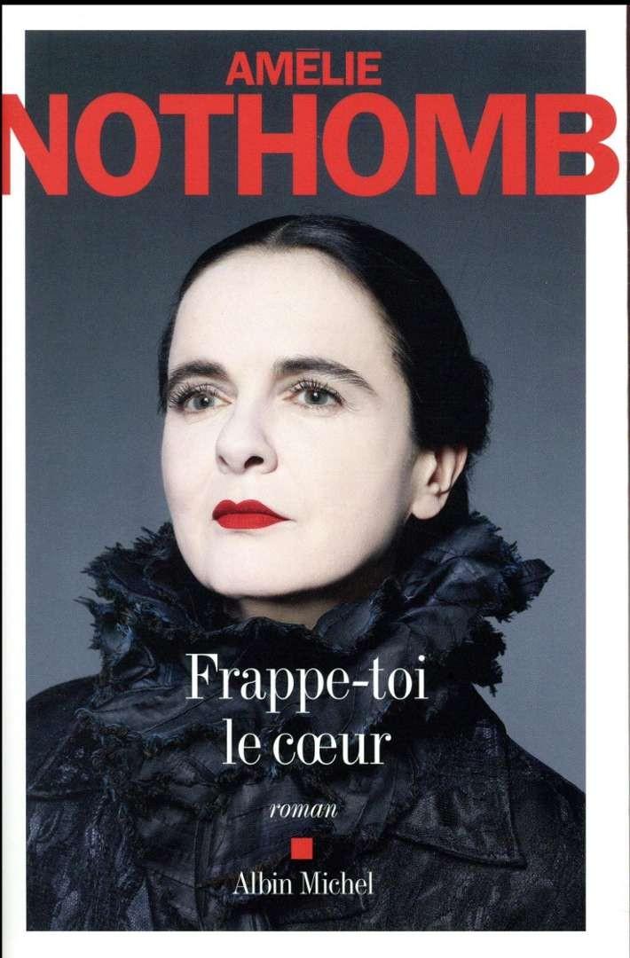 105 Frappe-toi le coeur Amélie Nothomb