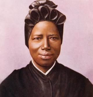 102-2 Bakhita Véronique Olmi Portrait Sainte Josephine Bakhita