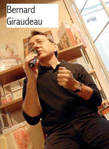 GIRAUDEAU Bernard