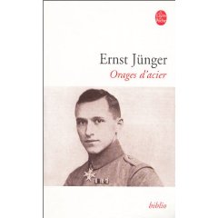 Orages d'acier (Ernst Junger)