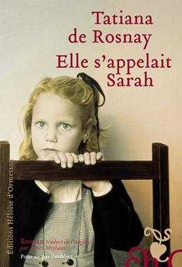 Elle s'appelait Sarah (Tatiana de Rosnay)