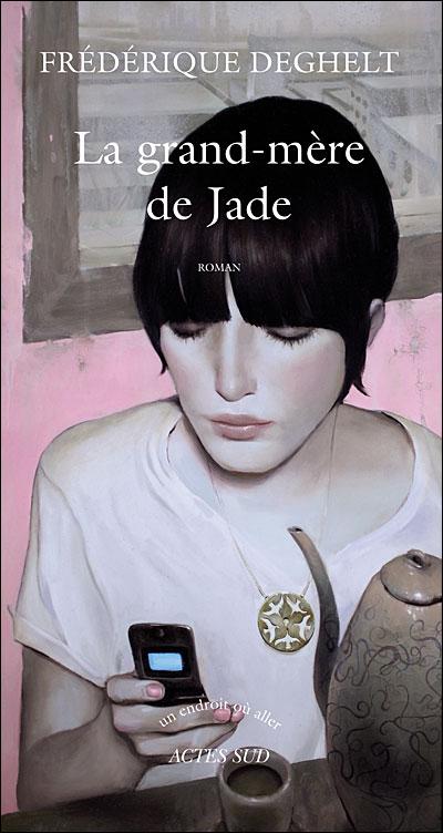 La grand-mère de Jade (Frédérique Deghelt)